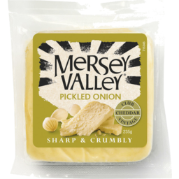 Photo of Mersey Valley Vintage Club Pickled Onion 235gm