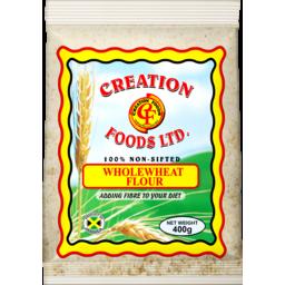 Photo of Creation Foods Whole Wheat Flour