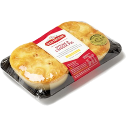 Photo of Steak/Cheese Pies 2pk Baked Provisions