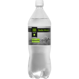 Photo of Best Buy Soda Water 1.25l