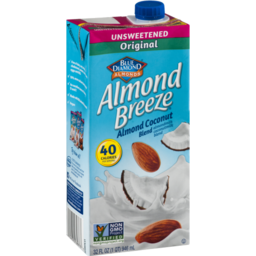 Photo of Blue Diamond Almond Breeze Almond Coconut Blend