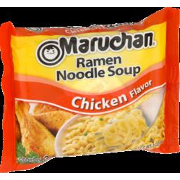Photo of Maruchan Chicken Flavor Ramen Noodle Soup