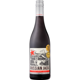 Photo of Russian Jack Pinot Noir 750ml