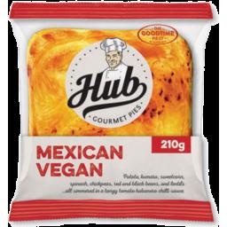 Photo of Hub Vegan Mexican Pie 210g