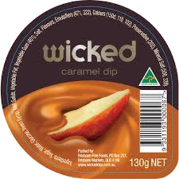 Photo of Wicked Caramel Dipping Sauce 130gm