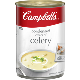 Photo of Campbell's R&W Campbell's Condensed Soup Cream Of Celery 410g