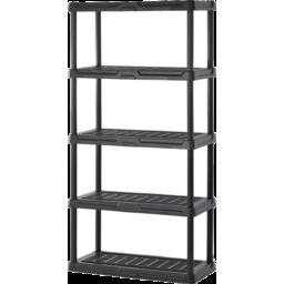 "Photo of 5 Shelf Storage Rack 36"""