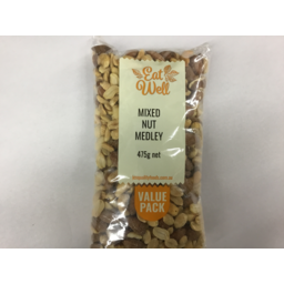 Photo of Eat Well Mixed Nut Medley 475g