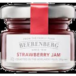 Photo of Beerenberg Strawberry Jam 30g