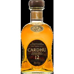 Photo of Cardhu 12yo Scotch