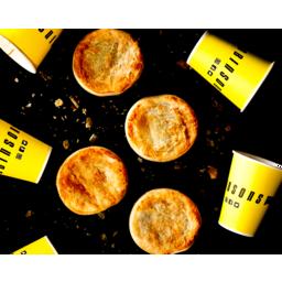 Photo of Dobinsons Plain Pie 4 Pack