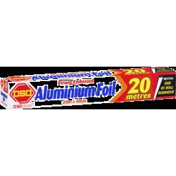 Photo of Oso Aluminium Foil 20m X 30