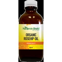 Photo of Nature's Shield Organic Rosehip Oil