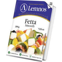 Photo of Lemnos Fetta Smooth 200g