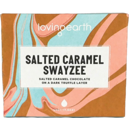 Photo of Le Salted Caramel Swayzee Choc 45g