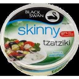 Photo of Black Swan Skinny Tzatziki Dip 200gm