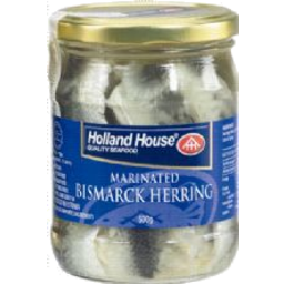 Photo of Holland House Marinated Herring 500g