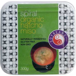 Photo of Spiral Foods Organic Hatcho Miso