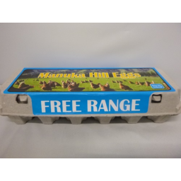 Photo of Manuka Hills Free Range 12 Pack