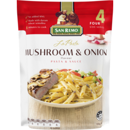 Photo of San Remo La Pasta Penne Cream Mushroom With Onion120g