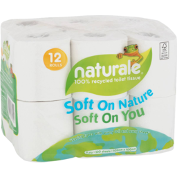 Photo of Naturale Toilet Tissues (12 pack)
