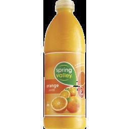 Photo of Spring Valley Orange Juice Bottles