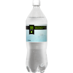Photo of Best Buy Sparkling Natural Mineral Water 1.25l