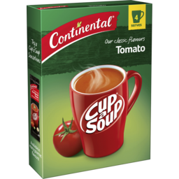Photo of Continental Cup A Soup Classic Tomato 4 Pack 80g