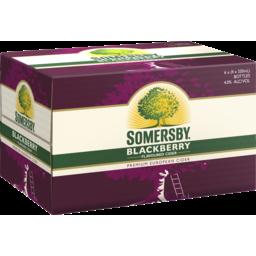 Photo of Somersby Blackberry Cider Bottles