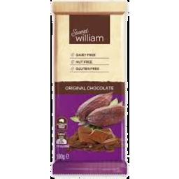 Photo of Sweet William Gluten Free & Dairy Free Original Chocolate 100g