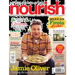 Photo of Nourish Magazine