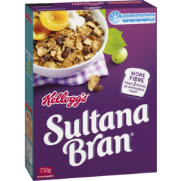 Photo of Kelloggs Sultana Bran 730g