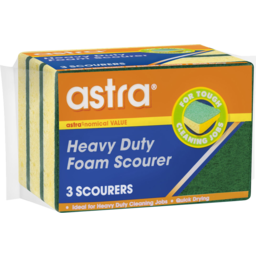 Photo of Astra Scourer Scrub Heavy Duty 3s