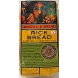 Photo of Dovedale Gf Rice Bread 550g
