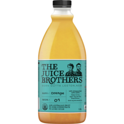 Photo of The Juice Brothers Orange 1.5l