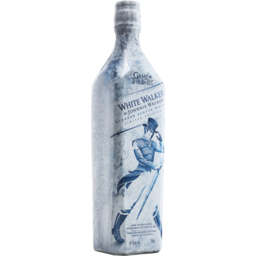 Photo of Game Of Thrones Johnnie Walker White Walker Limited Edition Scotch Whisky 700ml