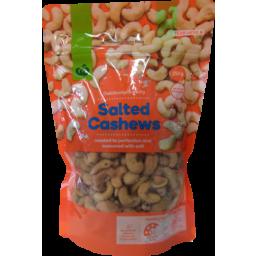 Photo of Homebrand Cashews Salted 250g