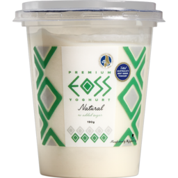Photo of Eoss Yoghurt Natural 900g