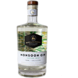 Photo of Bass & Flinders Monsoon Gin 700ml