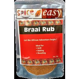 Photo of  Spice N Easy Braai Rub 50g