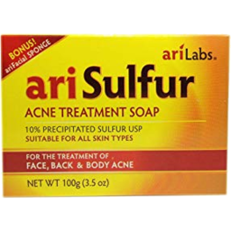 Photo of Ari Sulphur Face Soap Bar