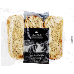 Photo of Toscano Pizza Brushettina 9pk 270gm
