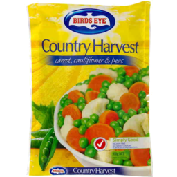 Photo of Birds Eye Country Harvest Carrot Cauliflower & Peas 500g