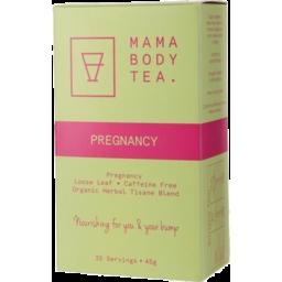 Photo of MAMA BODY TEA Pregnancy Tea Bags
