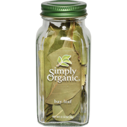 Photo of Simply Organic Bay Leaf