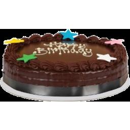 Photo of Divine Cake Birthday Sponge Cake Small