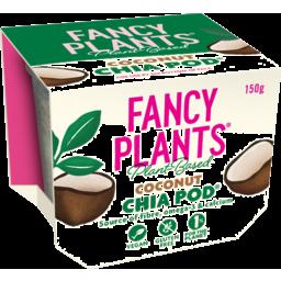Photo of Fancy Plants Plant Based Chia Pod Coconut 150g
