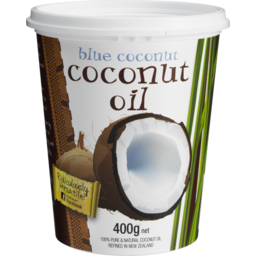 Photo of Blue Coconut Cooking Oil 400g