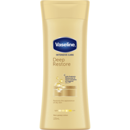 Photo of Vaseline Body Lotion Deep Restore 225ml