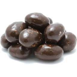Photo of Organic Dark Chocolate Almonds